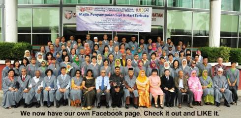 U3A Malaysia is now on Facebook